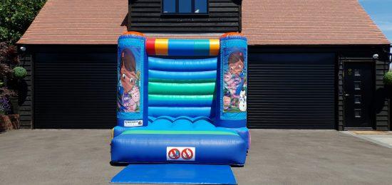 small doc mcstuffins bouncy castle
