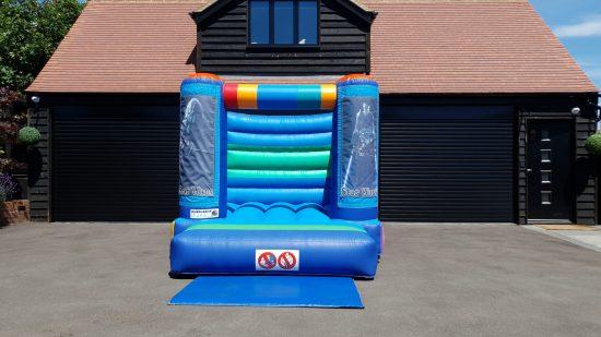small star wars bouncy castle
