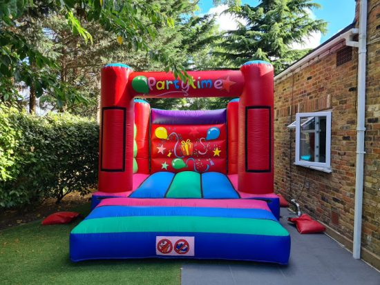 Partytime bouncy castle